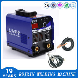 Convertisseur DC inverter welding machines d'arc à l'Argon le gaz de protection de la machine de soudage