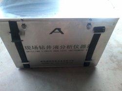Portátiles de prueba de campo de perforación Flluids Kits Kit de prueba y el barro