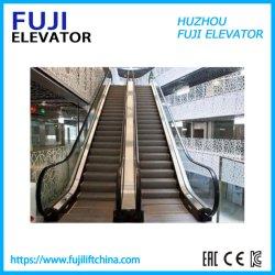 FUJI China Factory al coperto fuori commerciale Escalator con movimento a piedi VVVVF e Auto Start Stop
