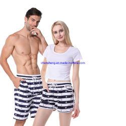 Ocio de alta calidad y cómodo par de pantalones Playa pantalones casual