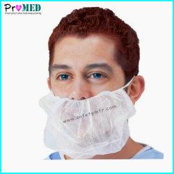 L'hôpital jetables/médical/dentaire/hôtel/restaurant nontissé/PP/nylon/maille élastique unique de la barbe/couvercle de masque