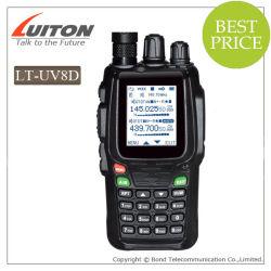 Wouxun Kg-UV8d 136-174 UHF VHF&400-520MHz Canal de mémoire 5W 999 Vox Cross-Band Duplex répétant Radio bidirectionnelle