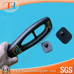 Tragbarer EAS-Handheld-Detektor mit Sicherheitskennung