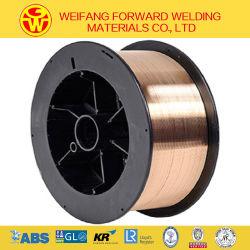 Weifang 특별한 강철 그룹의 Er70s-6 용접 전선 Sg2 용접 제품