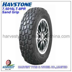 Poignée de sable de la marque Havstone LTR de pneus pour la taille 7.50r16