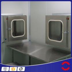 Caixa de passagem para salas brancas, Caixa de Transferência de equipamentos para salas brancas