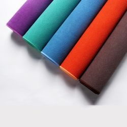La microfibra hot yoga Mat toalla, Antideslizante Skinless, Super absorbente