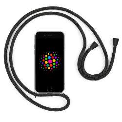 Chaîne de la sangle de Cordon Cordon Crossbody Téléphone pour iPhone de couvercle de carter 5/6/7/8