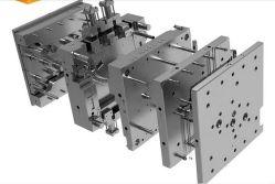 Nouvelle conception de machines de moulage par injection de vente utilisés en plastique de gros