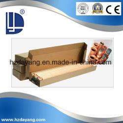 Les tiges de carbone de gougeage de transmission/électrodes B512j