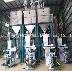 La farine farine de maïs le maïs Grits Milling machine de traitement de l'usine de ligne