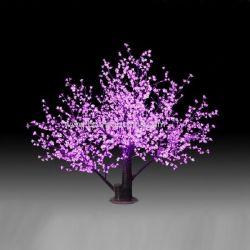 Arbre de Cherry Blossom LED de lumière pour la décoration de la rue