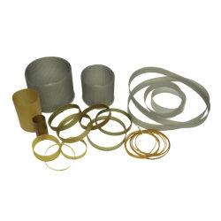 Qualitätskundenspezifischer Breite Mxl T2.5 Typ PU-materieller Zahnriemen