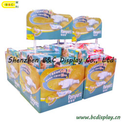 Productos para bebés Contador de cartón Display Stand (B & C-C016)