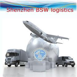 Service de courrier, Service Express, le fret aérien (DHL, FedEx, UPS)