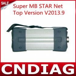 Super MB Star V2013.9 Net Haut de la version mise à jour par Internet