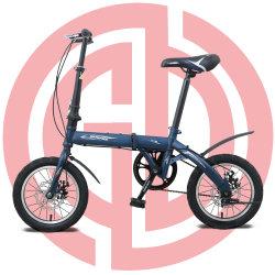 Портативный взрослых складной велосипед 14-дюймовый мини небольшой складной велосипед