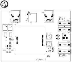 Poe (Питание через Ethernet) Ultra модуль с Glc оценочная плата поддерживает I3/I5/I7 X86 системной платы, все в одном ПК