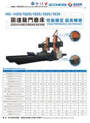 Le meulage de précision CNC -Taïwan original système d'opération de meulage de précision Head-Intelligent-CNC machine de meulage de bras