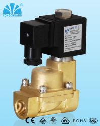 2 contacts en laiton de vapeur l'électrovanne (YCP32)
