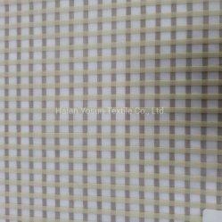 Nuovo tessuto dell'assegno del cotone di seta di modo