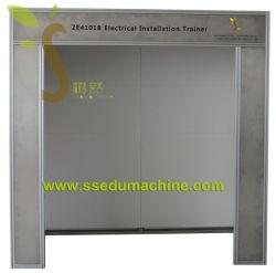 Electricista de mantenimiento eléctrico Trainer Capacitación Equipo Formador de automatización de edificios
