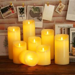 LED Xmas Flameless Candle Light lumière pour la décoration romantique dîner lumière