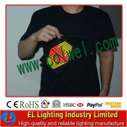 Sans fil le plus récent EL T-Shirt égaliseur EL T-shirt d'éclairage