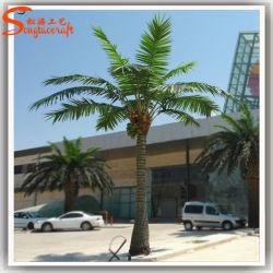 La decoración del hogar al aire libre Artificial Palmeras palmeras de coco