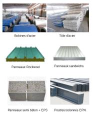 Scheda composita EPS per pannello parete e pannello tetto