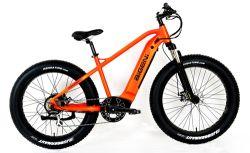 """Bicicletta elettrica da montagna a sospensione completa da 26"""" e 500 W, MTB"""