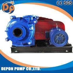 6X4D-mAh centrifuge à l'exploitation minière industrielle des travaux de dragage du moteur électrique du moteur Diesel de déshydratation des boues en caoutchouc haute Chrome eau haute pression pompe de sable de boues de dragage