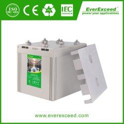 2V 2000ah Blei-Säure SLA/VRLA/AGM/Gel Carbon DC USV/Solar-Panel-Power-System-Batterie Leoch/Everexceed Herstellerpreis