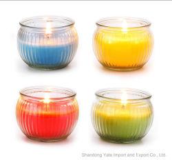 Ароматические свечи держатели стекла вотиве кувшин блендера установлен на праздничное оформление
