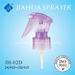 Pulverizador de Gatillo de plástico Mini fino (JH-02D)