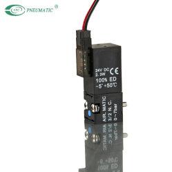 3 voies en plastique de type clapet à ressort Direct Micro l'électrovanne de ventilateurs et d'concentrateur d'oxygène
