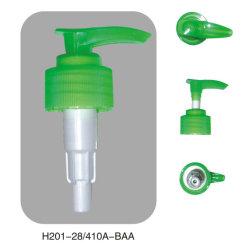 최신 인기 상품 28/410의 플라스틱 비누 샴푸 로션 펌프 액체 분배기