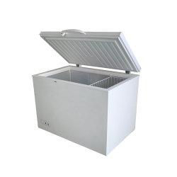 Congelador de porta de vidro único da classe comercial de Darget