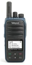 Carte SIM GSM radio bidirectionnelle à large bande WCDMA Téléphone cellulaire Talkpod talkie walkie N50 radio du réseau PTT