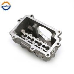 China Proveedor de piezas de metal personalizados de fundición de hierro moldeado en arena de acero de aleación de aluminio el latón el Zinc magnesio moldeado a presión presión