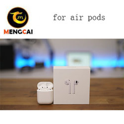 AppleのiPhone Android Air PodsのためのNewest Earbuds Wireless Headphones Bluetooth Headset Earpiece Air Ipods
