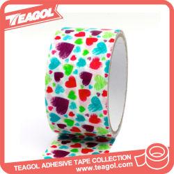 Impresión de papel de Arte Decorativo eléctrico cinta adhesiva, la cinta de tela