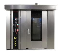 굽기 과자 빵 굽기 오븐을%s 상업적인 자동적인 쉬운 운영 할로겐 오븐
