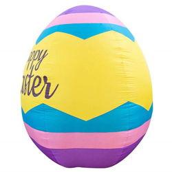 イースターの日のためのカスタマイズされた Inflatable Egg プロダクト