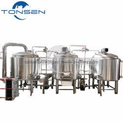 500L 5bbl de Hete Apparatuur van het Bierbrouwen van de Machine van de Brouwerij van het Bier van de Ambacht van de Verkoop