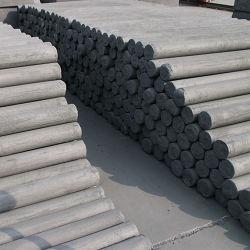 Os fornecedores chineses a haste do eletrodo de carbono grafite de pureza