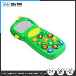 Colorido plástico eléctrico promocional Regalo de sonido de los niños