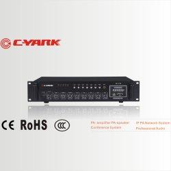 Guangzhou 6zones professionnel USB amplificateur de puissance