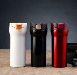 Doppia tazza del Thermos di vuoto della bottiglia di acqua isolata 360ml/450ml dell'acciaio inossidabile di strato di nuova corsa esterna di arrivo