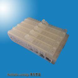 Pfi 102 vacío recargable con chip del cartucho de tinta para Canon IPF 500 510 600 610 700 710 605 650 655 750 755 760 Impresora